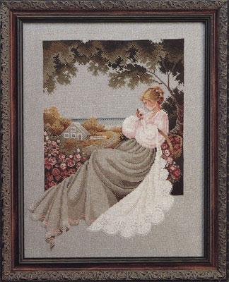 Lavender lace схемы купить